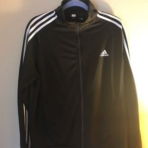 ⚽️ PERF CONDITION ADIDAS TRACK JACKET ⚽️